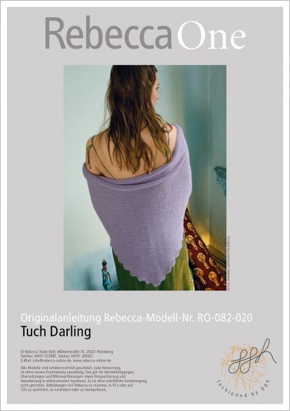 Anleitung - Tuch Darling